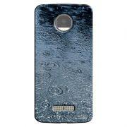 Capa Personalizada Exclusiva Motorola Moto Z Pingos d' Água - TX24