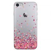 Capa Personalizada para Apple iPhone 7 Corações - TP48