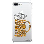 Capa Personalizada para Apple iPhone 7 Plus Cerveja - TP06