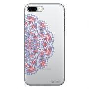 Capa Personalizada para Apple iPhone 7 Plus Mandala - TP31