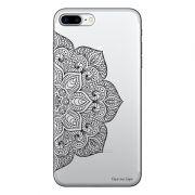 Capa Personalizada para Apple iPhone 7 Plus Mandala - TP32