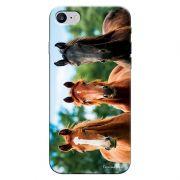 Capa Personalizada para Iphone 7 Cavalos - PE32