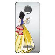 Capa Personalizada para Motorola Moto Z Princesa Branca de Neve - TP203