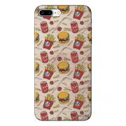 Capa Personalizada para Iphone 7 Plus Lanche - AT78