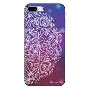 Capa Personalizada para Iphone 7 Plus Mandala - AT80