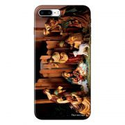 Capa Personalizada para Iphone 7 Plus Manjedoura - RE10
