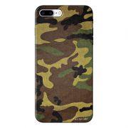 Capa Personalizada para Iphone 7 Plus Camuflagem - TX47