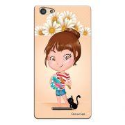 Capa Personalizada para Positivo S455 Selfie Cozinheira - DE02