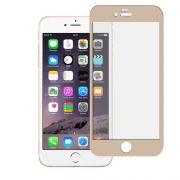 Película 3D para Apple Iphone 6 6s Plus - Dourado