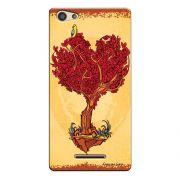 Capa Personalizada para Positivo S455 Selfie Árvore do Amor - LV18
