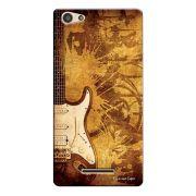 Capa Personalizada para Positivo S455 Selfie Guitarra - MU12