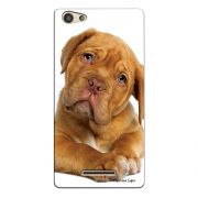 Capa Personalizada para Positivo S455 Selfie Cachorro - PE43