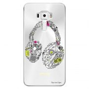 Capa Personalizada para Asus Zenfone 3 5.5 ZE552KL Music Fone - TP55