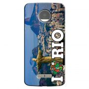 Capa Personalizada para Moto Z Play 5.5 XT1635 Rio de Janeiro - CD10