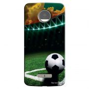 Capa Personalizada para Moto Z Play 5.5 XT1635 Futebol - EP07