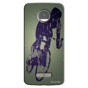 Capa Personalizada para Moto Z Play 5.5 XT1635 Ciclismo - EP34