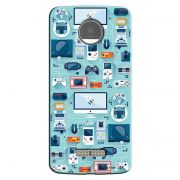 Capa Personalizada para Moto Z Play 5.5 XT1635 Vídeo Game - VT13