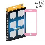 Película 3D para Apple Iphone 7 - Rose