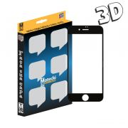Película 3D para Apple Iphone 7 - Preto