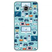 Capa Personalizada para Samsung Galaxy A9 A910 Vídeo Game - VT13