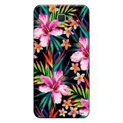 Capa Personalizada para Samsung Galaxy j7 Prime Flor - FL12