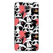 Capa Personalizada para Samsung Galaxy j7 Prime Love Panda - LV21