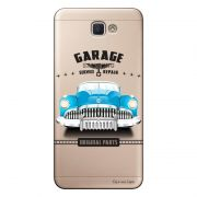 Capa Transparente Personalizada para Galaxy j7 Prime Garage Car - TP15