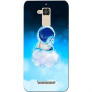 Capa Personalizada para Asus Zenfone 3 Max 5.2 ZC520TL Tristeza - DE12