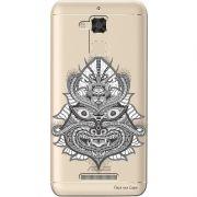 Capa Personalizada para Asus Zenfone 3 Max 5.2 ZC520TL Tribal Hindu - TP19