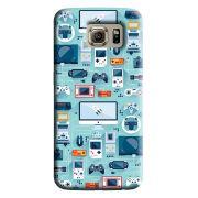 Capa Personalizada para Samsung Galaxy S6 G920 - VT13