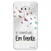 Capa Personalizada para Asus Zenfone 3 5.7 Deluxe ZS570KL Frases - TP43