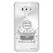 Capa Personalizada para Asus Zenfone 3 5.7 Deluxe ZS570KL Mix Tape - TP53