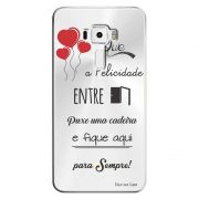 Capa Personalizada para Asus Zenfone 3 5.7 Deluxe ZS570KL Frases - TP162