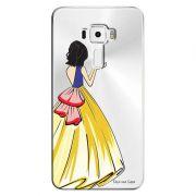 Capa Personalizada para Asus Zenfone 3 5.7 Deluxe ZS570KL Princesa Branca de Neve - TP203