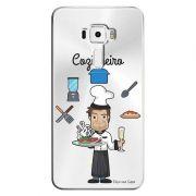 Capa Personalizada para Asus Zenfone 3 5.7 Deluxe ZS570KL Cozinheiro - TP206