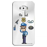 Capa Personalizada para Asus Zenfone 3 5.7 Deluxe ZS570KL Policial - TP216
