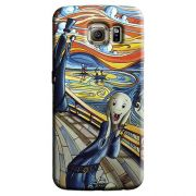 Capa Personalizada para Galaxy S6 Um Grito de Alegria - DE22