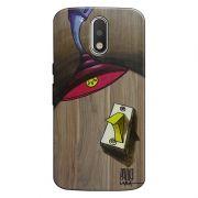 Capa Personalizada para Moto G4 Play Luz Acesa - DE16