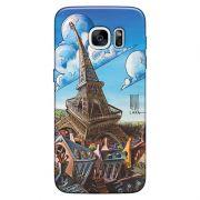 Capa Personalizada para Samsung Galaxy S7 Edge G935 Paris - DE23