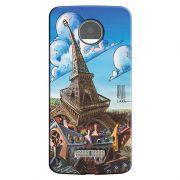 Capa Personalizada para Motorola Moto Z Paris - DE23