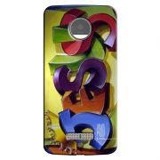 Capa Personalizada para Motorola Moto Z Jesus - DE24