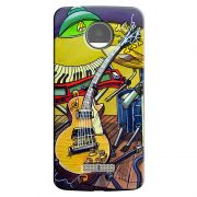 Capa Personalizada para Motorola Moto Z Guitarra - DE25
