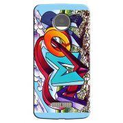 Capa Personalizada para Moto Z Play Amor - DE26
