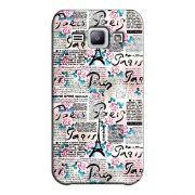 Capa Personalizada para Samsung Galaxy J1 J100 - CD27