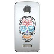 Capa Personalizada para Motorola Moto Z Play Caveira Mexicana - TP241