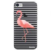 Capa Personalizada para Apple Iphone 7 Flamingo - TP317