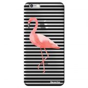 Capa Personalizada para Apple Iphone 6/6s Flamingo - TP317