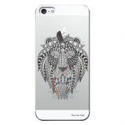 Capa Personalizada para Apple Iphone 5 5S SE Leão - TP233