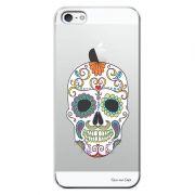 Capa Personalizada para Apple iPhone 5 5S SE Caveira Mexicana - TP240