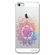 Capa Personalizada para Apple Iphone 5 5S SE Mandala - TP251